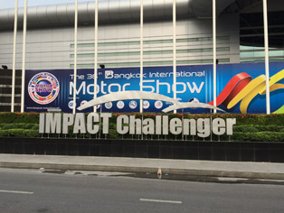 36th Bangkok International Motor Show