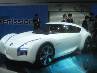 Fourin inc tokyo motor show 2011 English motors inc