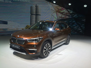 BMW: World premiere of the X1's long-wheel version