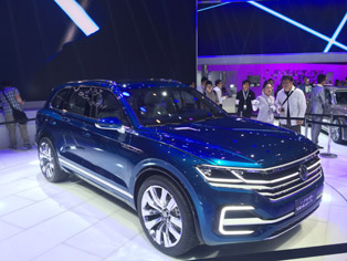 VW: World premiere of the T-Prime