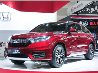 Guangqi Honda: Introduction of the Avancier