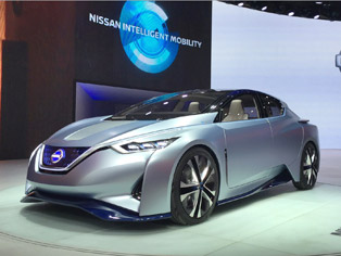 Nissan: China premiere of the IDS concept model