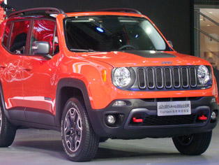 Jeep: Introduction of the Renegade