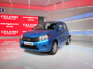 Celerio with automotive transmission and competitive price as strong points