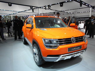 Taigun: SUV concept, release in India is under consideration